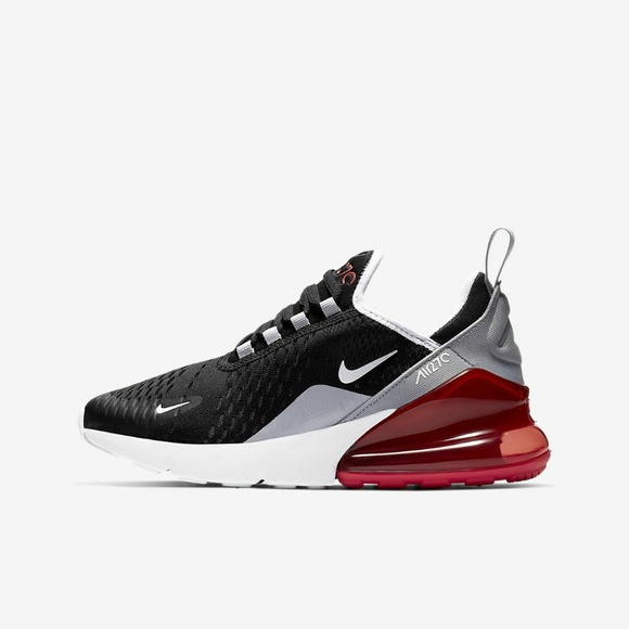 Nike Air Max 270 GS 'Black Ember' Black 943345 013 NWT
